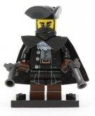 LEGO Struikrover (COL17-16)
