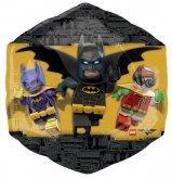 LEGO Supershape Foil Balloon The Batman Movie