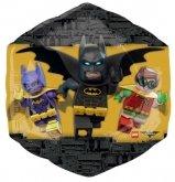 LEGO Super Folie Ballon The Batman Movie