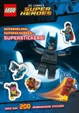 LEGO Super Heroes - Superstickers!
