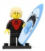 LEGO Surfer (COL17-1)