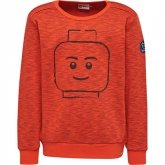 LEGO Sweater ROOD (Saxton 606 Maat 128)