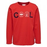 LEGO Sweater ROOD (Thomas 311 Maat 128)