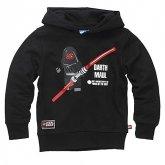LEGO Sweatshirt Star Wars ZWART (Silas 820 Maat 104)