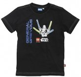 LEGO Sweatshirt Star Wars ZWART (Tom 823 - Maat 104)