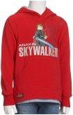 LEGO Sweatshirt Star Wars ROOD (Silas 111 Maat 146)