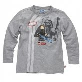 LEGO T-Shirt Anakin Skywalker GRIJS (Terry 120 Maat 146)