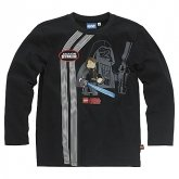 LEGO T-Shirt Anakin Skywalker ZWART (Terry 120 Maat 152)