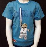 LEGO Star Wars T-Shirt Anakin Skywalker LICHTBLAUW (Tel 963 Maat