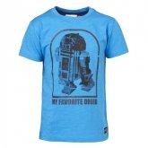 LEGO T-Shirt BLAUW (Timmy 651 Maat 116)