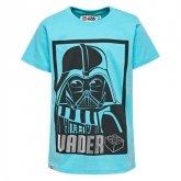 LEGO T-Shirt BLAUW (M-72524 Maat 122)