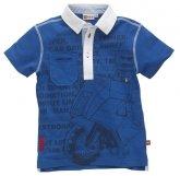 LEGO T-Shirt BLAUW (Tel 312 - Maat 128)