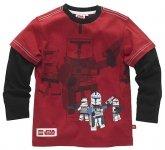LEGO Star Wars T-Shirt Captain Rex DONKERROOD (Tel 961 - Maat 14