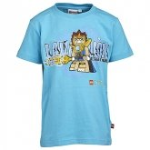 LEGO T-Shirt Chima TURQUOISE (Thor 442 Maat 104)