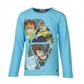 LEGO T-Shirt Chima TURQUOISE (Timmy 204 Maat 110)