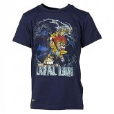LEGO T-Shirt Chima DONKERBLAUW (Thor 701 - Maat 104)