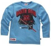 LEGO T-Shirt Darth Maul LICHTBLAUW (Tel 962 Maat 128)
