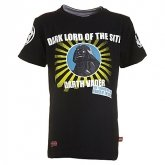 LEGO T-Shirt Darth Vader ZWART (Terry 651 Maat 104)