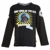 LEGO T-Shirt Darth Vader ZWART (Terry 658 Maat 116)