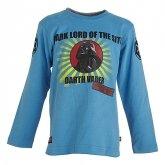 LEGO T-Shirt Darth Vader BLAUW (Terry 658 Maat 134)