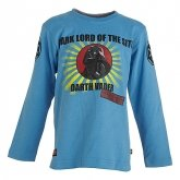 LEGO T-Shirt Darth Vader BLAUW (Terry 658 Maat 140)