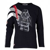 LEGO T-Shirt Darth Vader DONKERGRIJS (Thor 756 Maat 110)