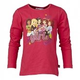 LEGO T-Shirt Friends ROZE (Tasja 904 Maat 128)