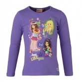 LEGO T-Shirt Friends PAARS (Tanisha 210 Maat 134)