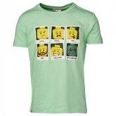 LEGO T-Shirt LICHTGROEN (Tony 315 Maat 116)