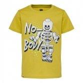 LEGO T-Shirt LIME GROEN (CM-51109 - Maat 134)