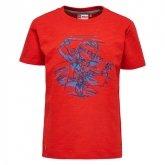 LEGO T-Shirt Ninjago ROOD (Teo 301 Maat 128)