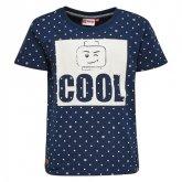 LEGO T-Shirt BLAUW (Teo 303 Maat 104)