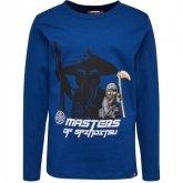 LEGO T-Shirt Ninjago BLAUW (TEO 712 Maat 134)