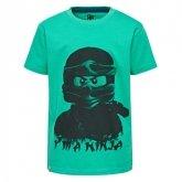 LEGO T-Shirt Ninjago GROEN (M-72508 Maat 122)
