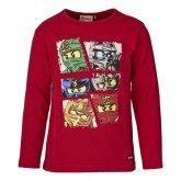 LEGO T-Shirt Ninjago DONKERROOD (Timmy 805 - Maat 128)
