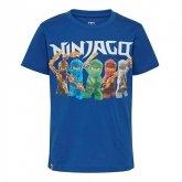 LEGO T-Shirt Ninjago DONKERBLAUW (CM-51111 - Maat 116)