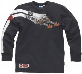 LEGO T-Shirt Scout Troopers DONKERGRIJS (Tom 111 Maat 152)