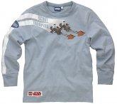 LEGO T-Shirt Scout Troopers GRIJS (Tom 111 Maat 134)