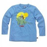 LEGO T-Shirt Star Wars BLAUW (Terry 127 Maat 116)