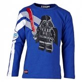 LEGO T-Shirt Darth Vader KOBALTBLAUW (Thor 756 Maat 104)