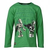 LEGO T-Shirt Star Wars GROEN (Tristan 153 Maat 104)