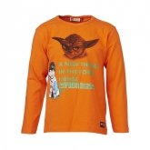 LEGO T-Shirt Star Wars ORANJE (Timmy 156 Maat 122)