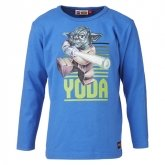 LEGO T-Shirt Star Wars BLAUW (Timmy 755 Maat 134)