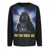 LEGO T-Shirt Star Wars ZWART (CM-51123 - Maat 122)