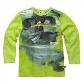 LEGO T-shirt Ninjago Cole LIMEGROEN (Terry 209 Maat 146)