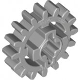 LEGO Tandwiel 16 LICHTGRIJS (100 stuks)