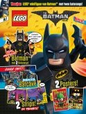 LEGO The Batman Movie Magazine 2017 Nummer 1