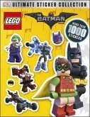 LEGO The Batman Movie Ultimate Sticker Collection