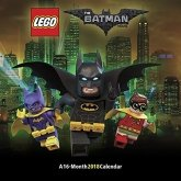 LEGO The Batman Movie Calendar 2018