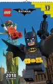 LEGO The Batman Movie Calendar Large 2018
